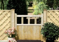Garden Gates from Blamphayne Sawmill Ltd