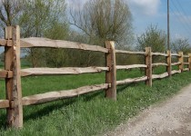 Timber Fencing Merchant Blamphayne Sawmills Devon
