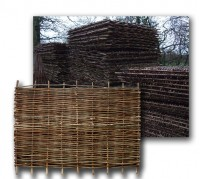 Used Hurdle Sawmill http://blamphaynesawmills.co.uk/our-products/garden-fence-panels/