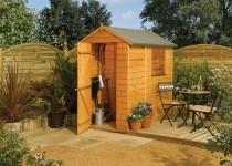 6 x 4 Modular Garden Shed