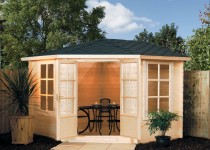 Timber Garden Cabins and Summerhouses