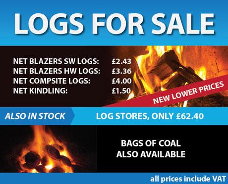 Blamphayne Sawmills Firewood Sale